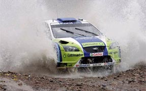 Ford Focus Rally - BP