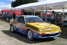 Russell Brookes Goodwood 2010