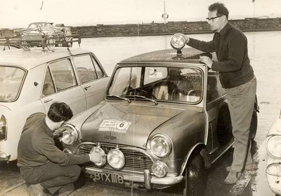 RIP Denis Cardell 1963 Manx